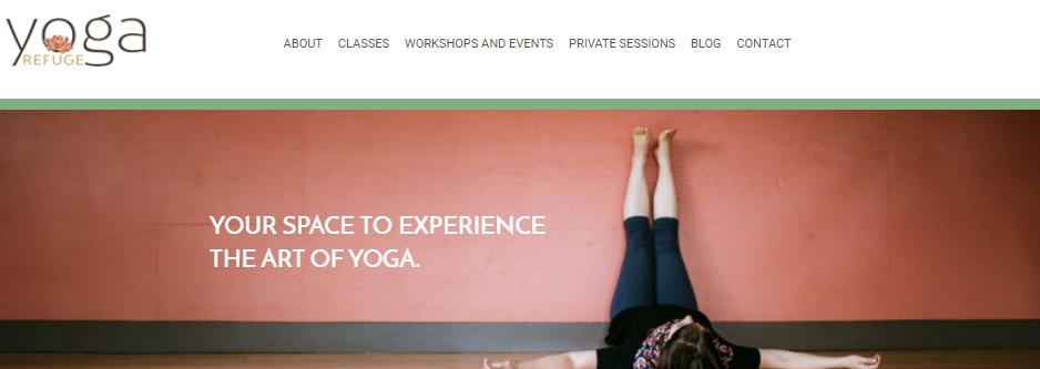 Clean Yoga Studios in Portland