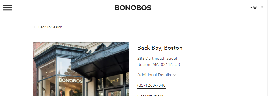 Affordable Men's Clothing in Boston, MA