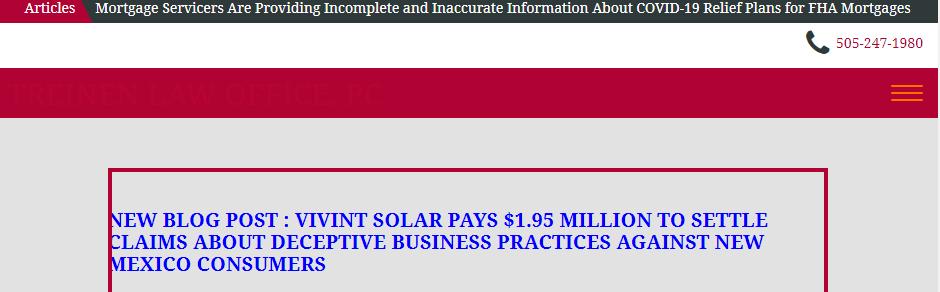 Elite Consumer Protection Attorneys in Albuquerque, NM