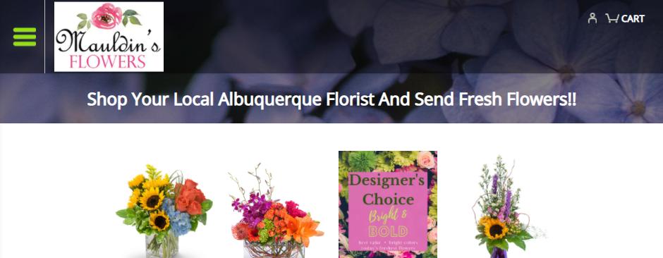 Practical Florists in Albuquerque