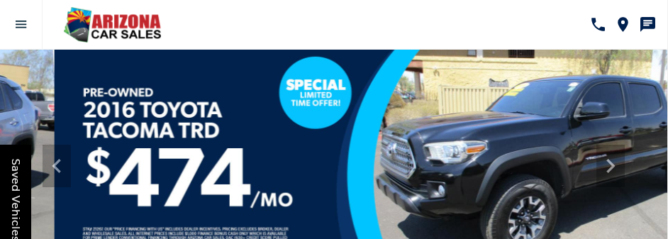 Relaible Used Car Dealers in Mesa