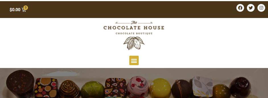 Lush Chocolate Shops in Washington