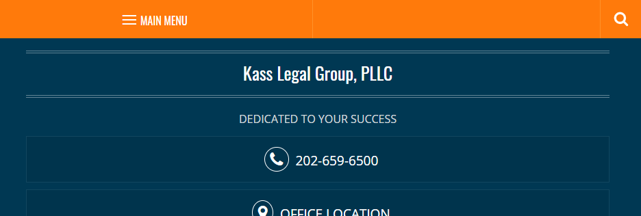 Excellent Property Attorneys in Washington, DC