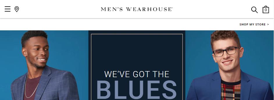 Affordable Men's Clothing in Washington