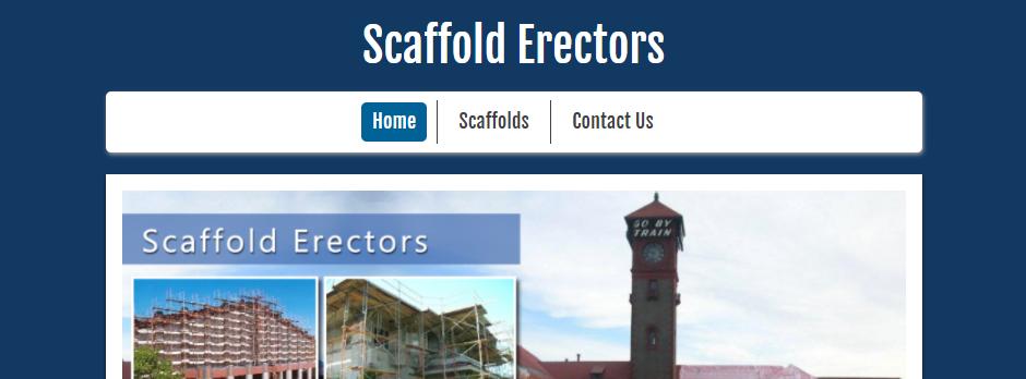 Reliable Scaffolders in Portland