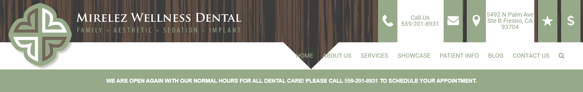 cosmetic dentists in Fresno