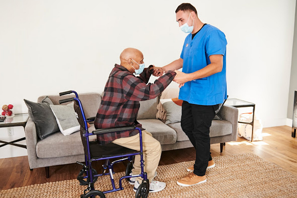 One of the best Disability Carers in Dallas