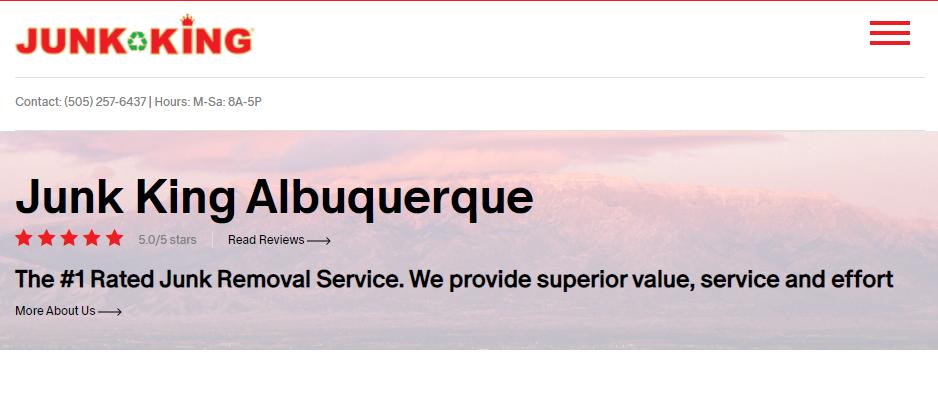Professional Rubbish Removal Services in Albuquerque