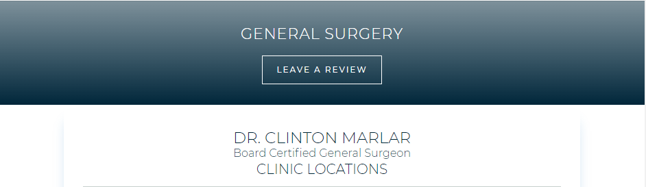 Excellent Surgeons in Nashville