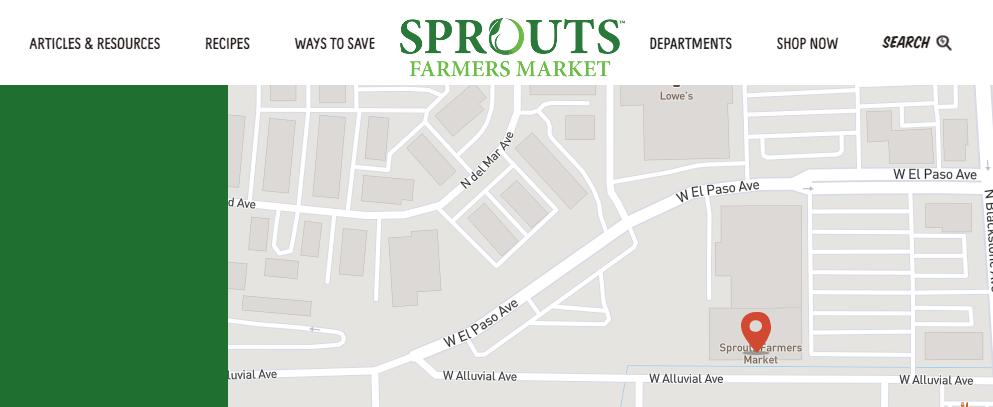 fresh Best Supermarkets in Fresno