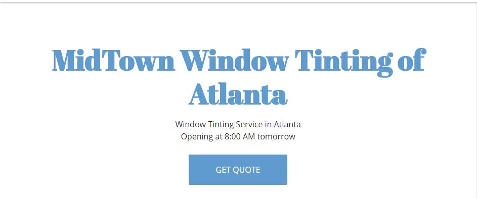 Practical Window Cleaners in Atlanta