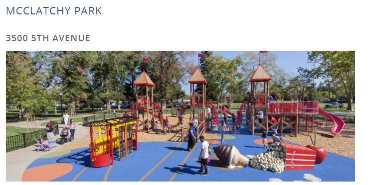 fun Best Parks in Sacramento
