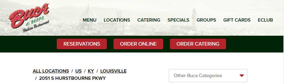 Outstanding Italian Restaurants in Louisville, KY