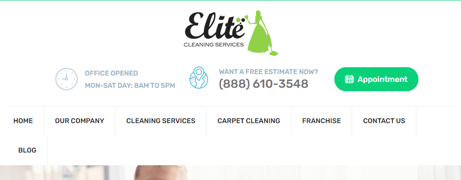 Practical House Cleaning Services in Washington