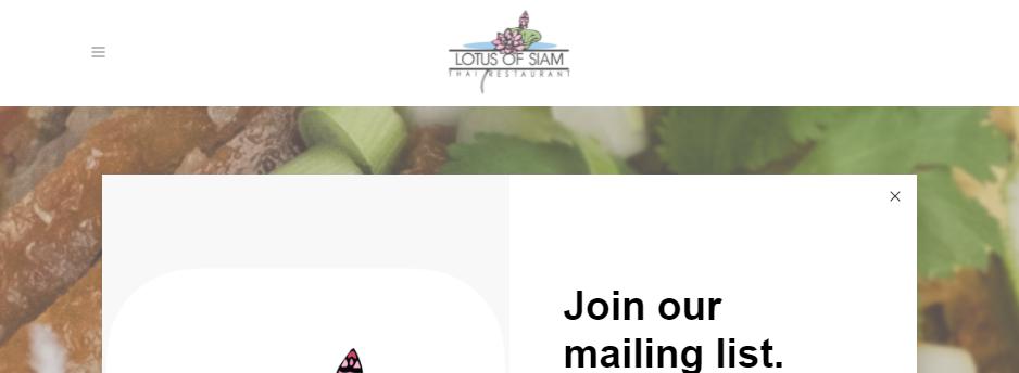 Affordable Thai Restaurants in Las Vegas, NV