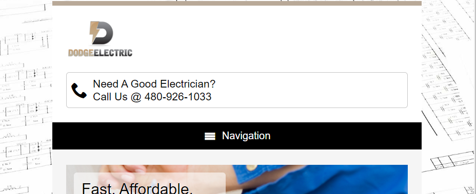 Professional Electricians in Mesa