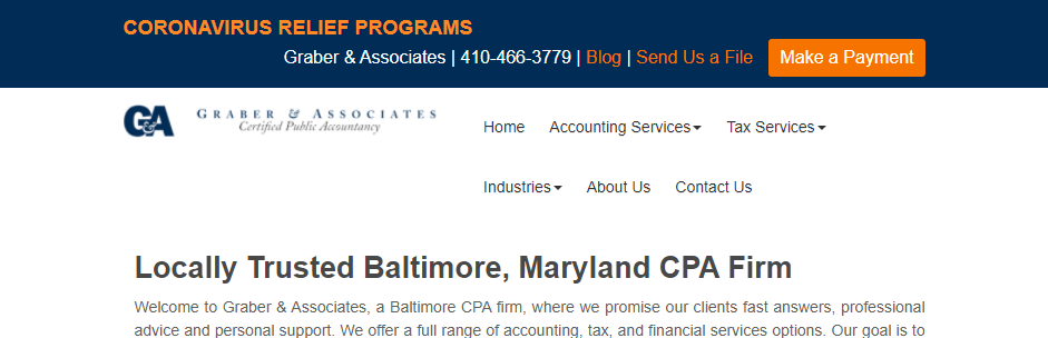 Professional Bookkeepers in Baltimore,