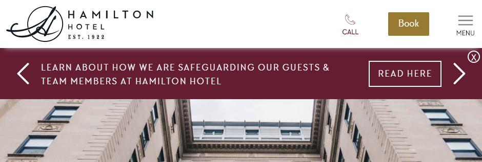 Professional Hotels in Washington