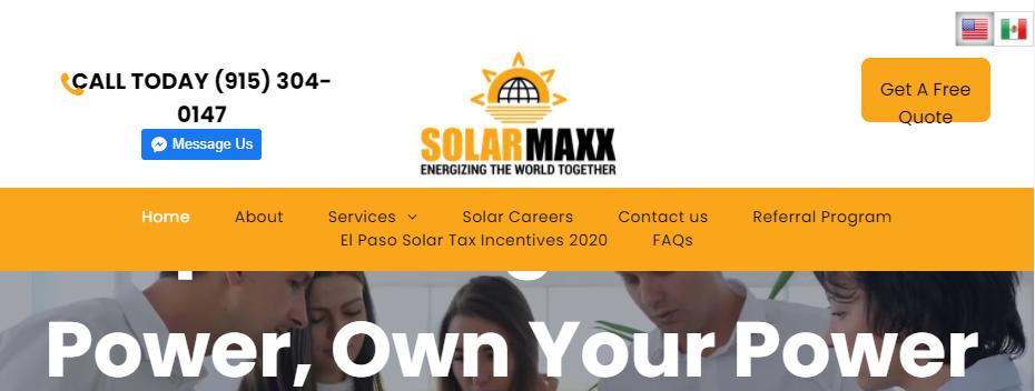 Practical Solar Panels in El Paso
