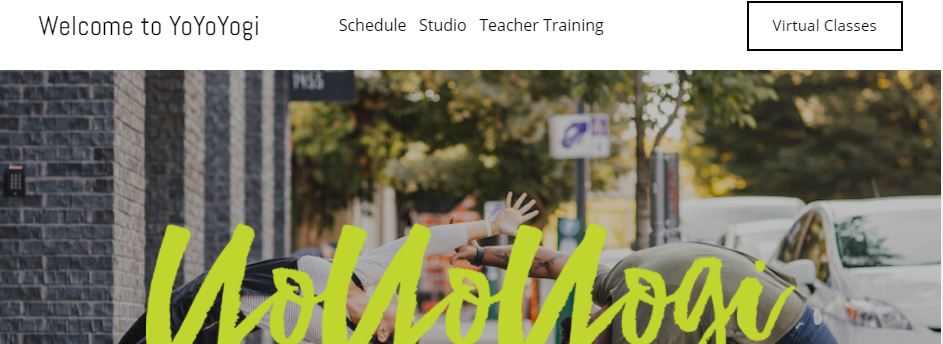 Ventilated Yoga Studios in Portland