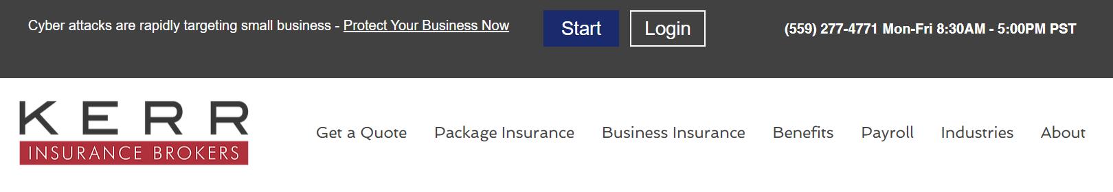 insurance brokers in Fresno