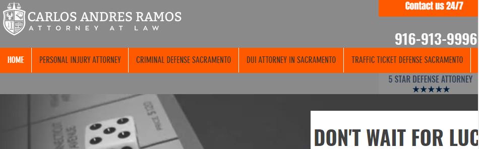 Amazing Traffic Attorneys in Sacramento, CA