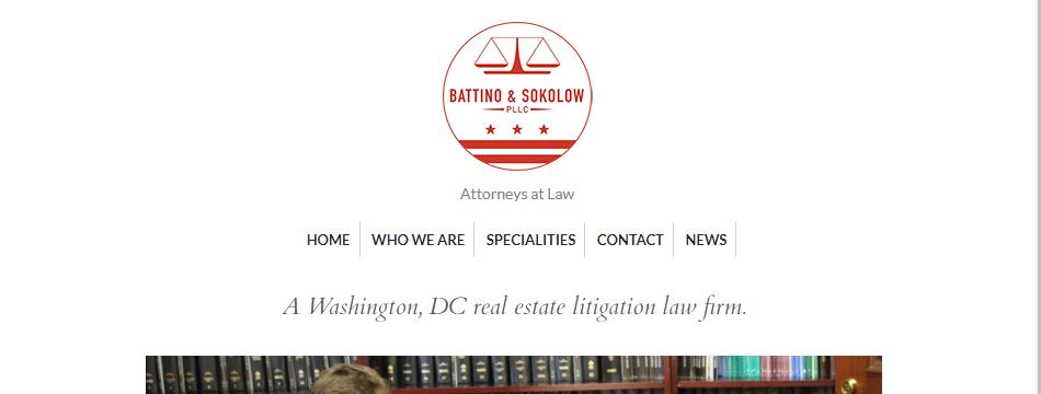 Amazing Property Attorneys in Washington, DC
