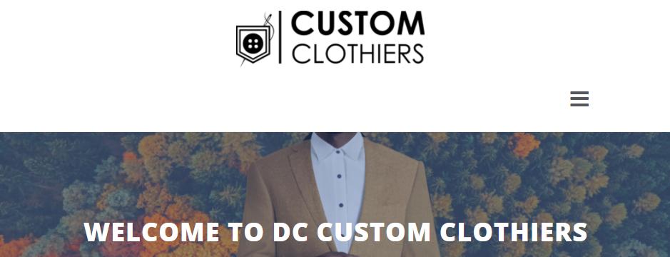 Fashionable Men's Clothing in Washington