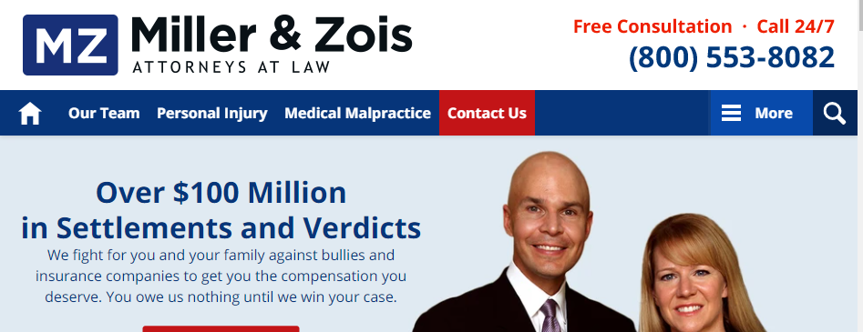 Dependable Medical Malpractice Attorneys in Baltimore
