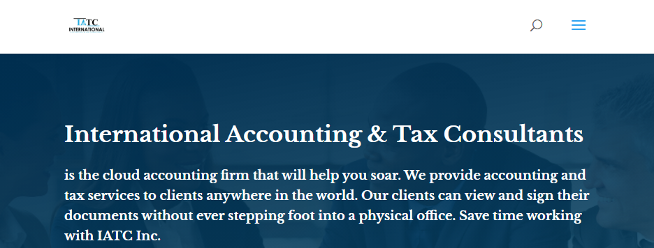 Exemplary Tax Services in Washington, DC