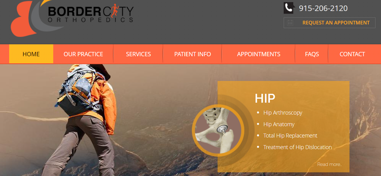 orthopediatricians in El Paso