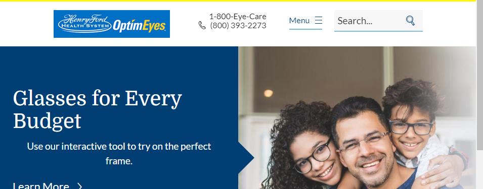 Dependable Opticians in Detroit