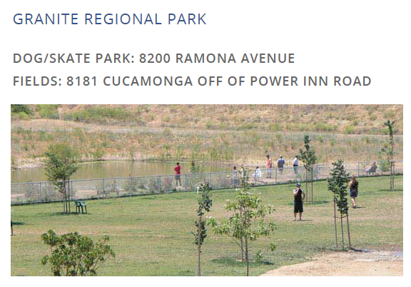 green Best Parks in Sacramento