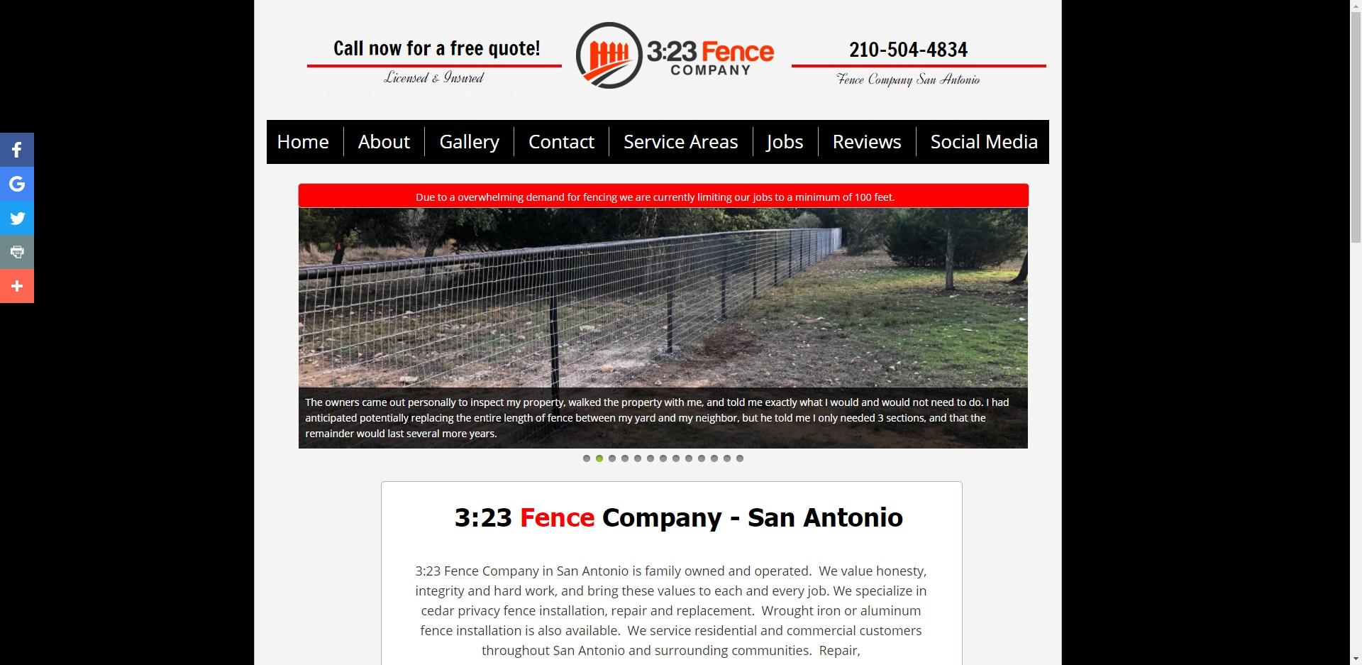 San Antonio, TX Best Fencing Contractors