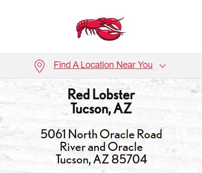 seafood restaurants in Tucson