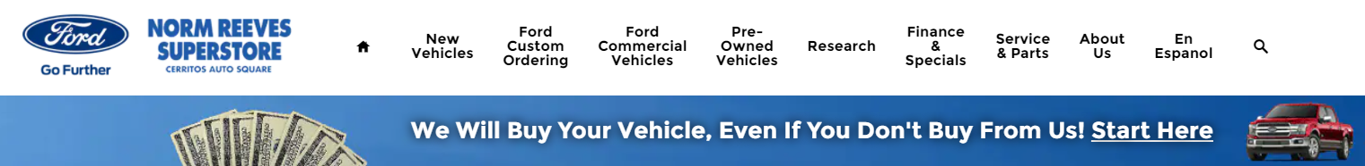 Best Ford Dealers in Los Angeles
