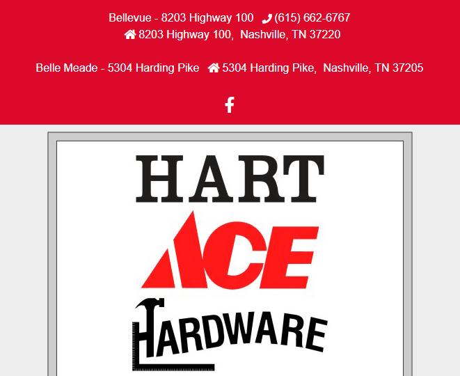 cheap Hardware Stores in Nashville