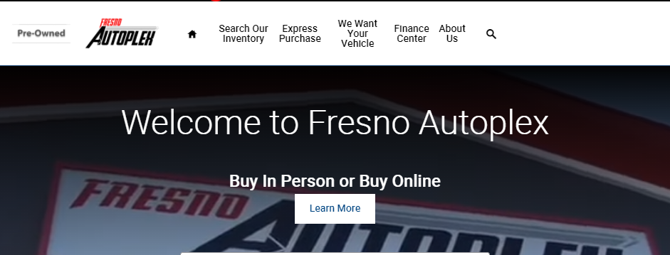Dependable Used Car Dealers in Fresno
