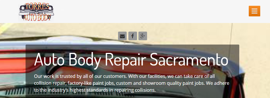 Practical Auto Body Shops in Sacramento