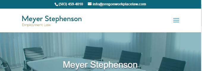 respectable Employment Attorneys in Portland