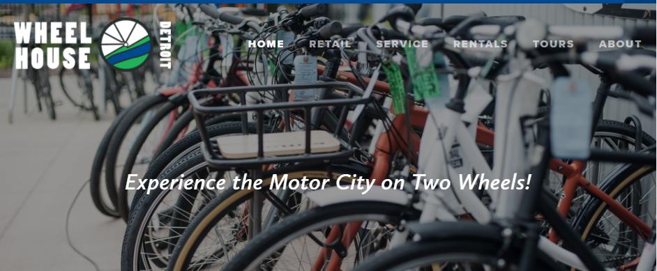 Professional Bike Shops in Detroit