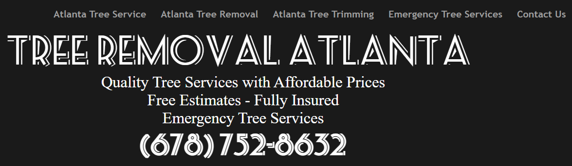 tree services in Atlanta