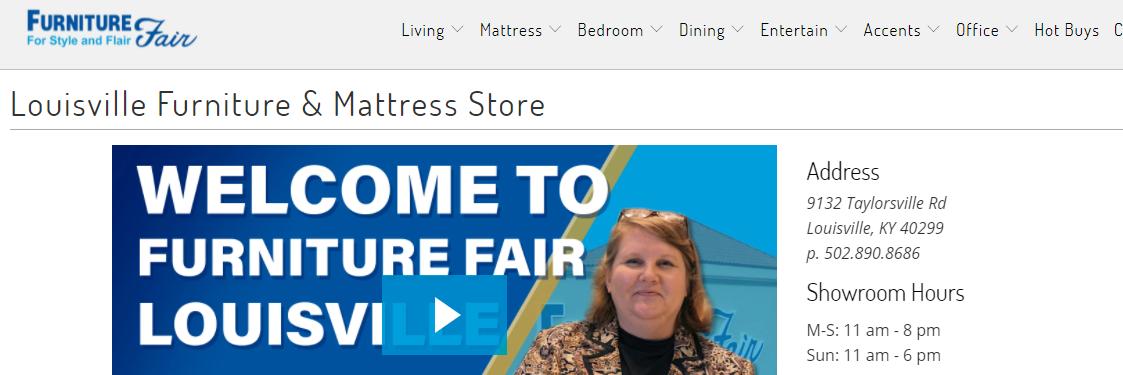 blue Best Furniture Stores in Louisville