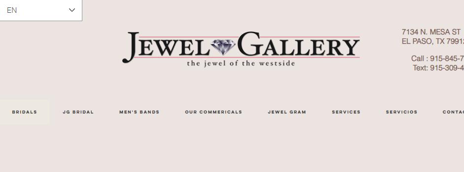 sweet Best Jewelry Store in El Paso