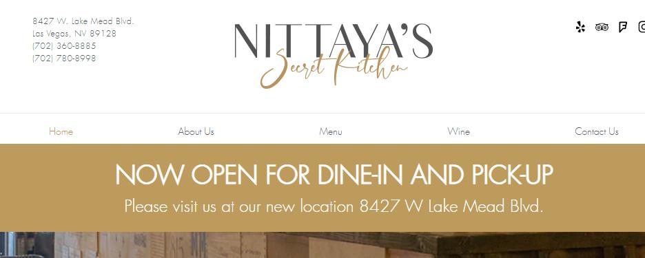 Outstanding Thai Restaurants in Las Vegas, NV