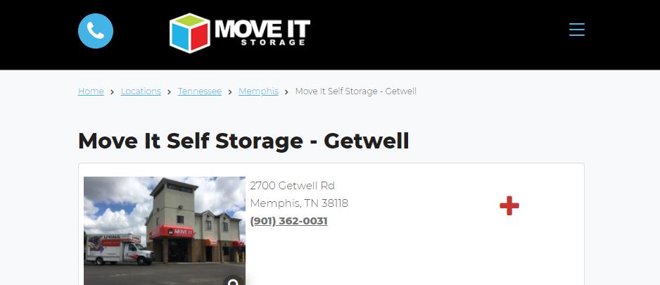 Secured Self Storage Facilities in Memphis