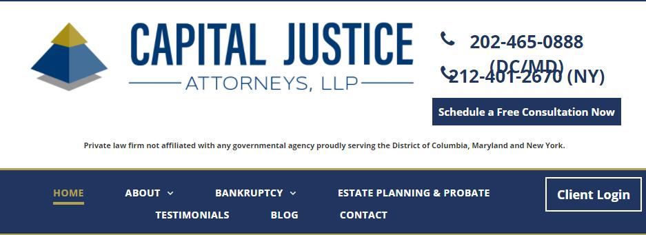 Tenacious Bankruptcy Attorneys in Washington