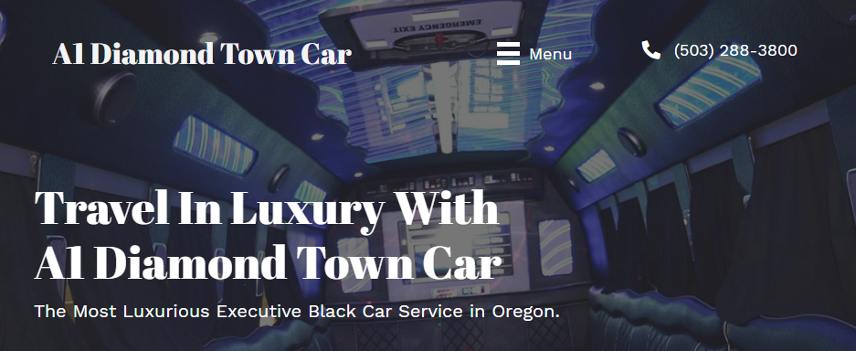 Outstanding Limo Hire in Portland, OR