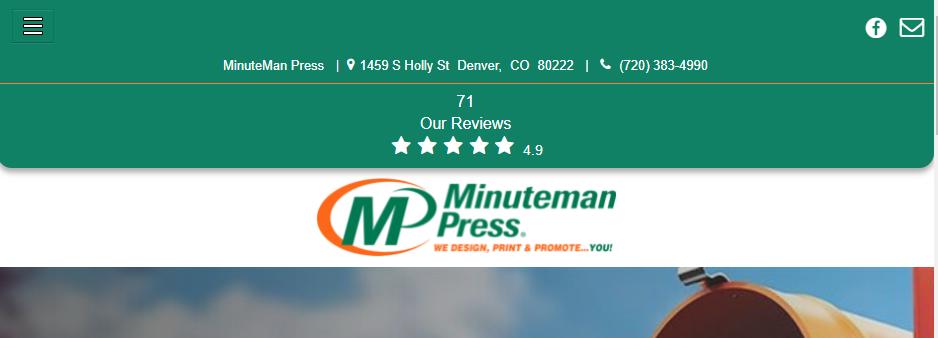 Affordable Printing in Denver, CO
