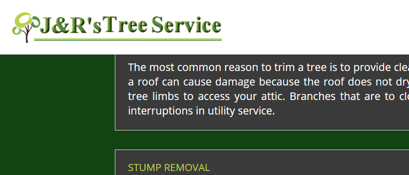 Top Tree Services in Louisville